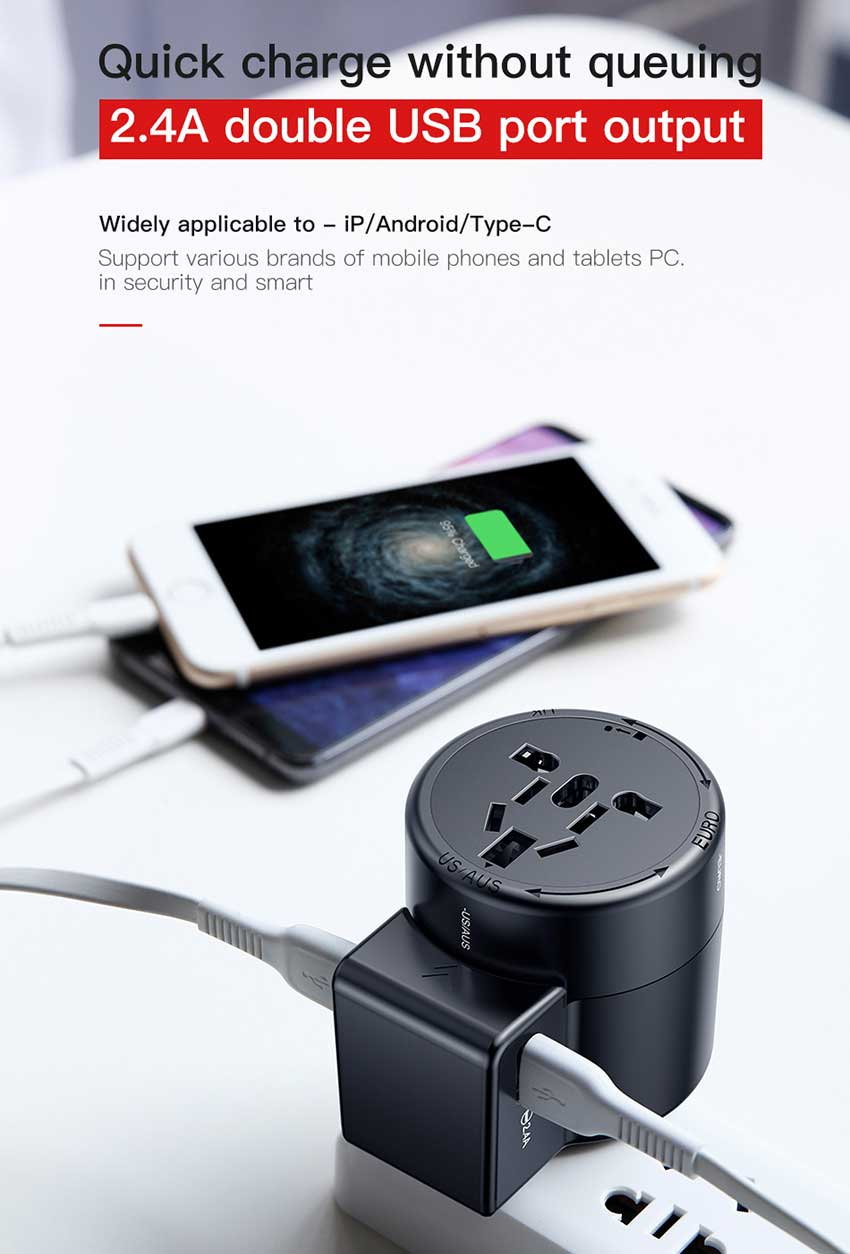 Baseus-dual-USB-universal-travel-adapter