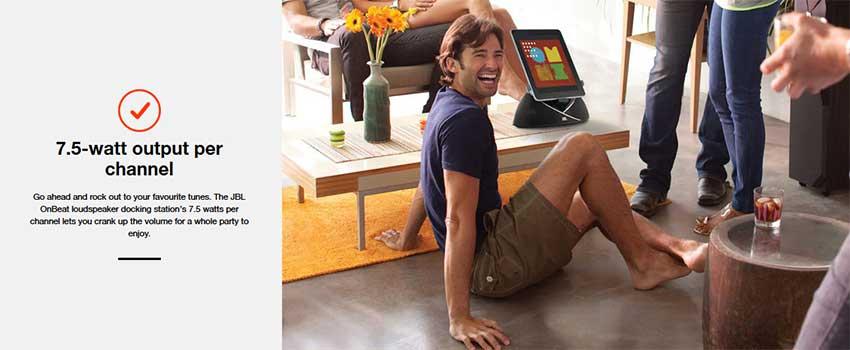 JBL-OnBeat-Speaker-Dock-For-Apple-Device