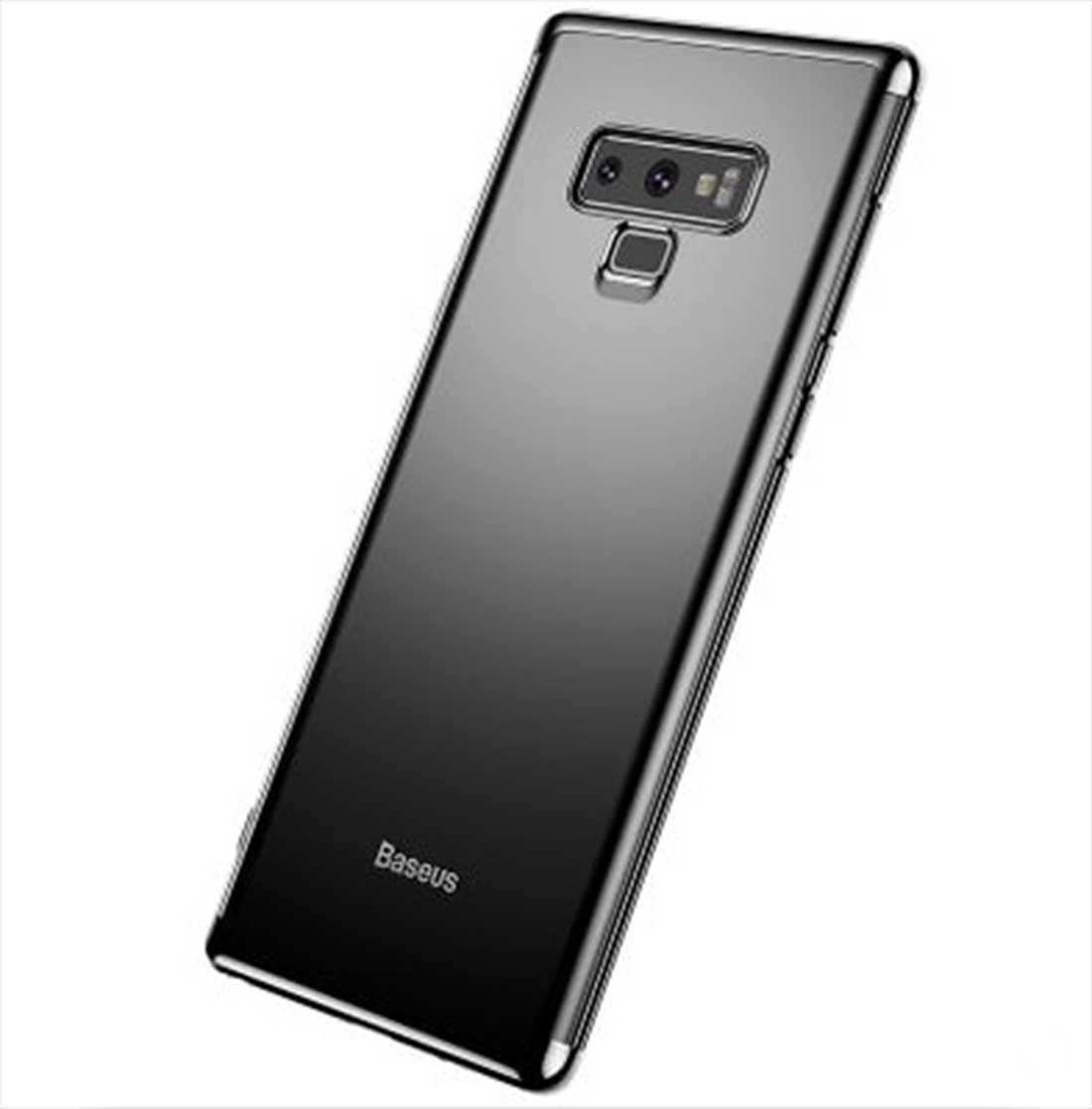 Baseus luxury soft ultra thin transparent clear silicone case for Samsung  Note 9
