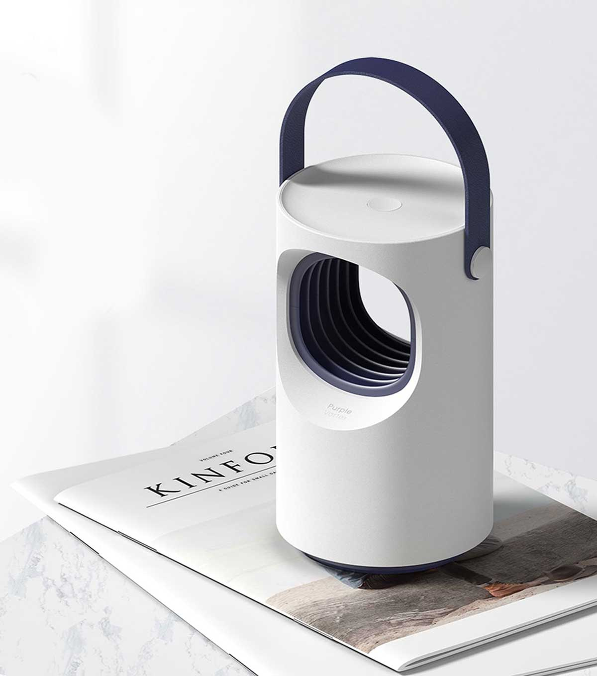 Baseus USB LED Light Electric Mosquito Killer Lamp