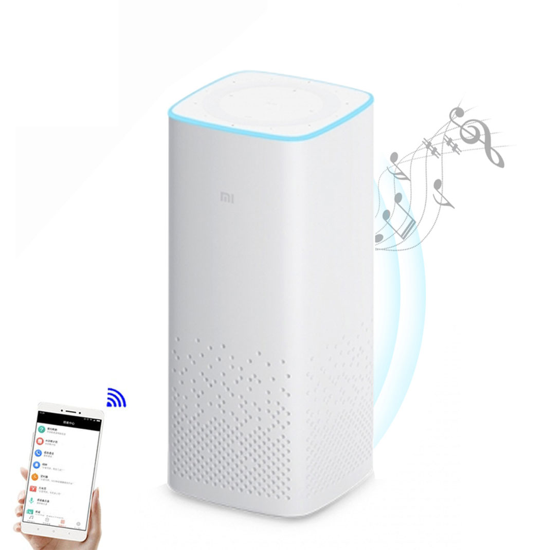 Xiaomi Mi Ai Speaker Bluetooth 4 1 Music Player