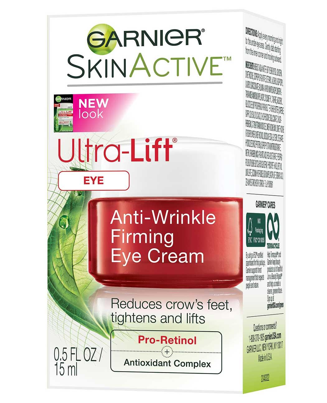 Garnier Skinactive Ultra Lift Anti Wrinkle Firming Eye Cream Buy In Bangladesh Eye Creams Treatments