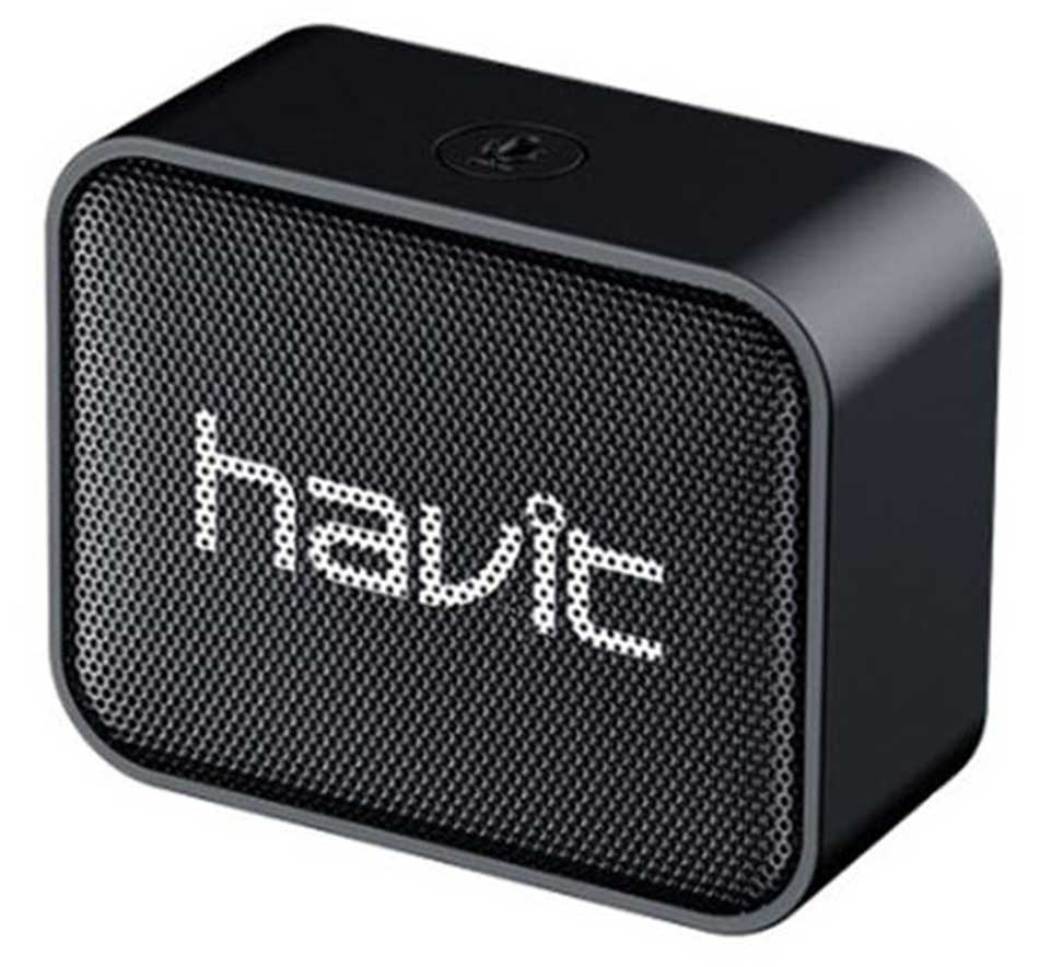 Havit MX702 Portable Bluetooth Speaker-Black