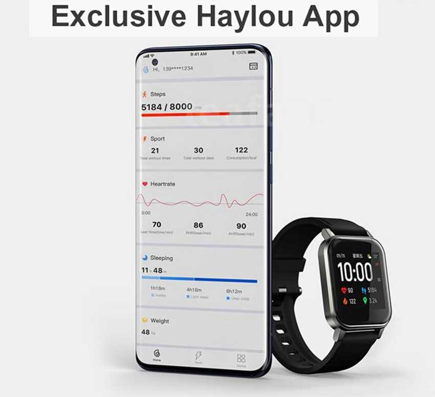 Haylou-Solar-Global-Version-Smart-Watch-