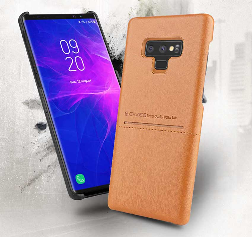 G-Case Leather Wallet Case for Galaxy S10/S10+/S10e Buy in