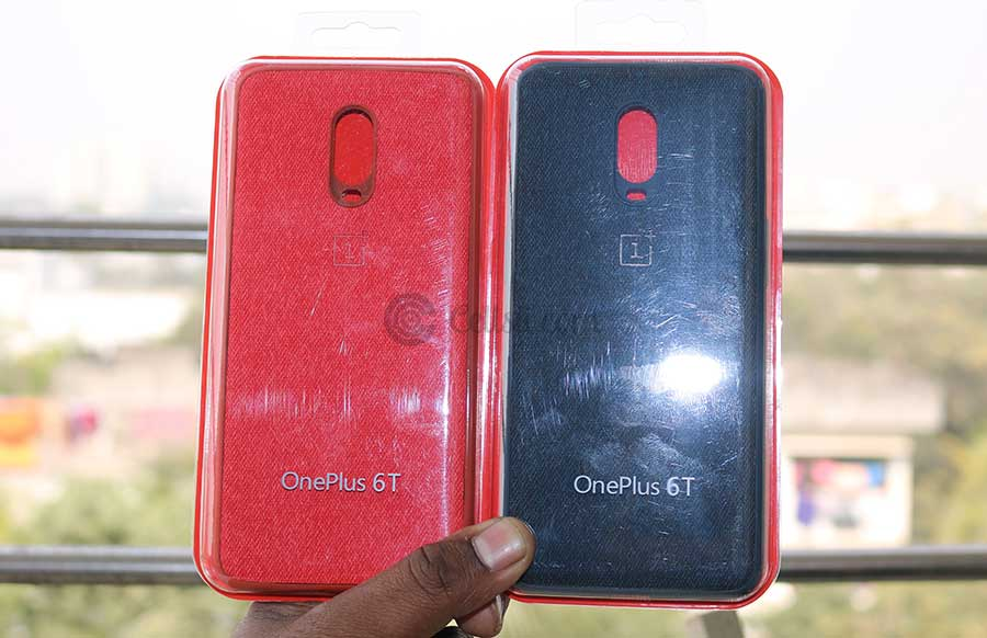 OnePlus 6T & OnePlus 6 Case Protective Back Cover
