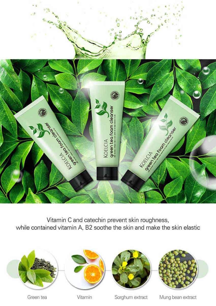 Koelcia-Foam-Cleanser-Green-Tea-price-in