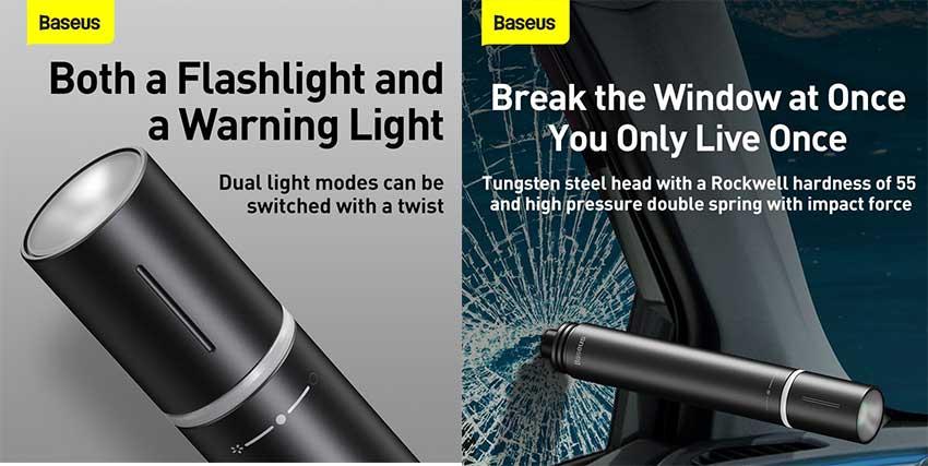 Baseus-Savior-Window-Breaking-Flashlight