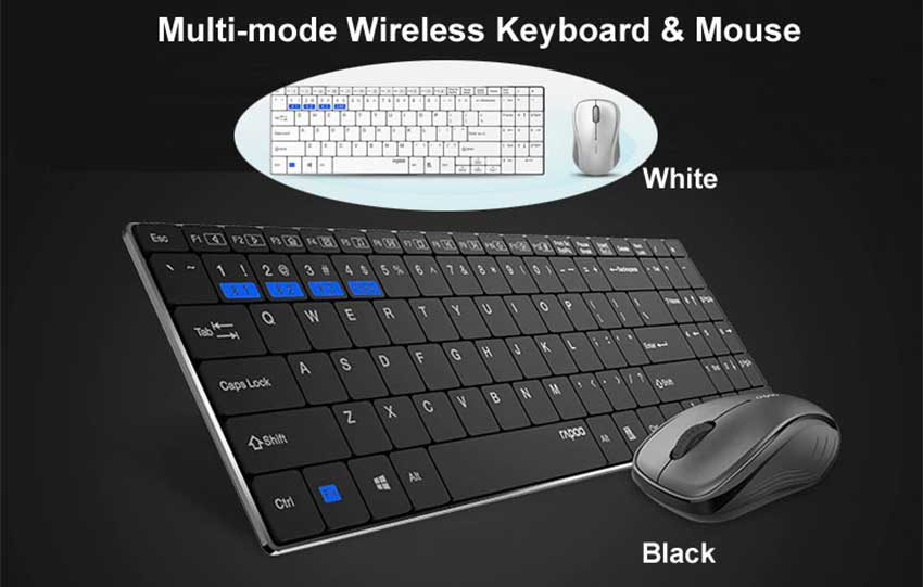 Rapoo-9060M-Wireless-Mouse-%26-Metal-Key