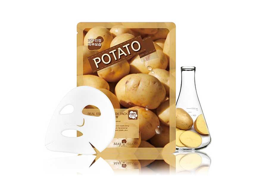 May-Island-Potato-Real-Essence-Mask-Bang