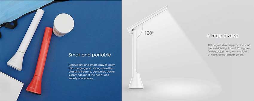 Xiaomi-Yeelight-Folding-Rechargeable-Tab
