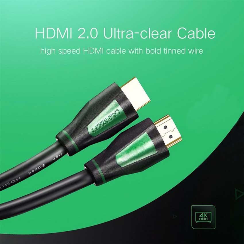 Ugreen-HD116-HDMI-2.0-Male-To-Male-Cable