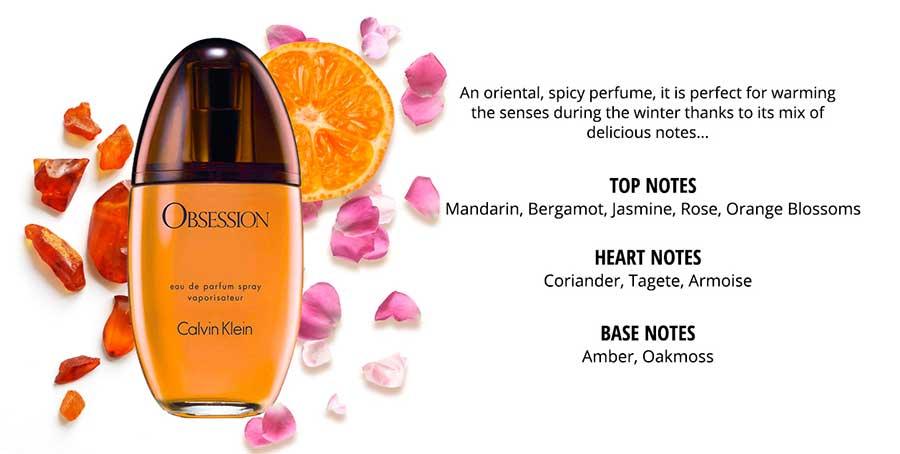 Calvin Klein Obsession Eau de Parfum for Women Buy in Bangladesh - Perfumes