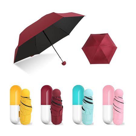 buy mini folding portable capsule umbrella in Bangladesh