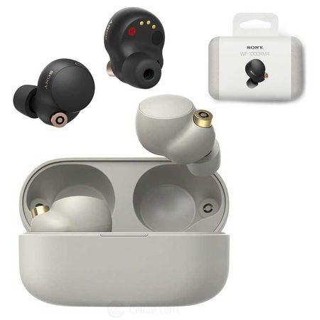Sony WF-1000XM4 Noise Canceling Headphones